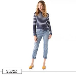 CofH Daisy Relaxed Jeans with Tapered Leg
